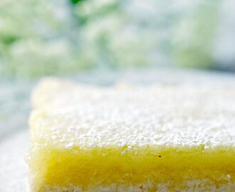 Easy Lemon Bars Recipe – Sweet and Tangy Dessert