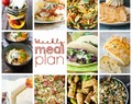 Weekly Meal Plan Week 111
