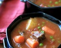 Copycat Cracker Barrel Beef Stew