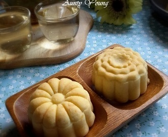 台式凤梨酥 ~ 风梨洛神酱馅(Taiwanese Pineapple Shortcakes ~ Pineapple & Roselle Jam fillling)