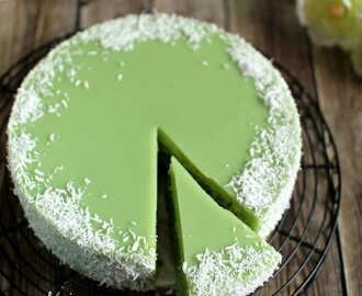 Pandan Fudge/Layer Cake 香兰层蛋糕 LTU #5