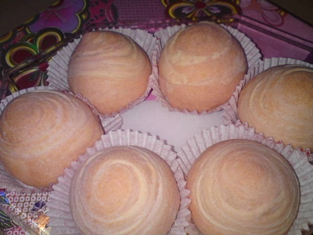 FLAKY SPIRAL MOONCAKES