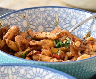 Authentiek Thais gerecht: Thai Basil Chicken