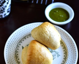 Sri Lankan Seeni Sambol Buns for #BreadBakers