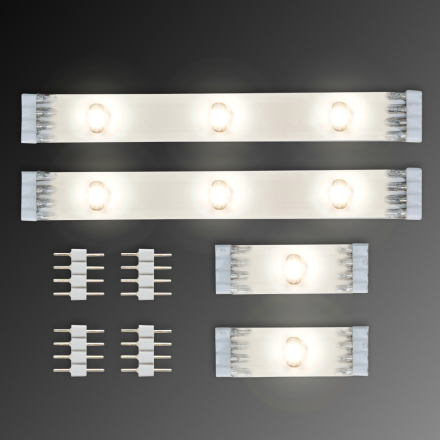Your LED - LED-band Distance pack varmvit