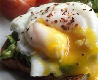 Better-Than-Gwyneth's Avocado Toast + Poached Egg