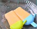 Mango cream popsicles recipe - kids food recipes