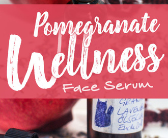 Pomegranate Wellness Face Serum