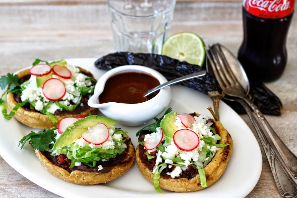 Sopes (Mexican Street Food)