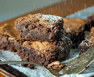 The Stop Looking Brownie Recipe