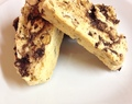 Almond and Chocolate Chunk Biscotti