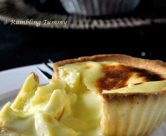 Lava Cheese Tart 流心芝士撻  (1) (Airfryer)
