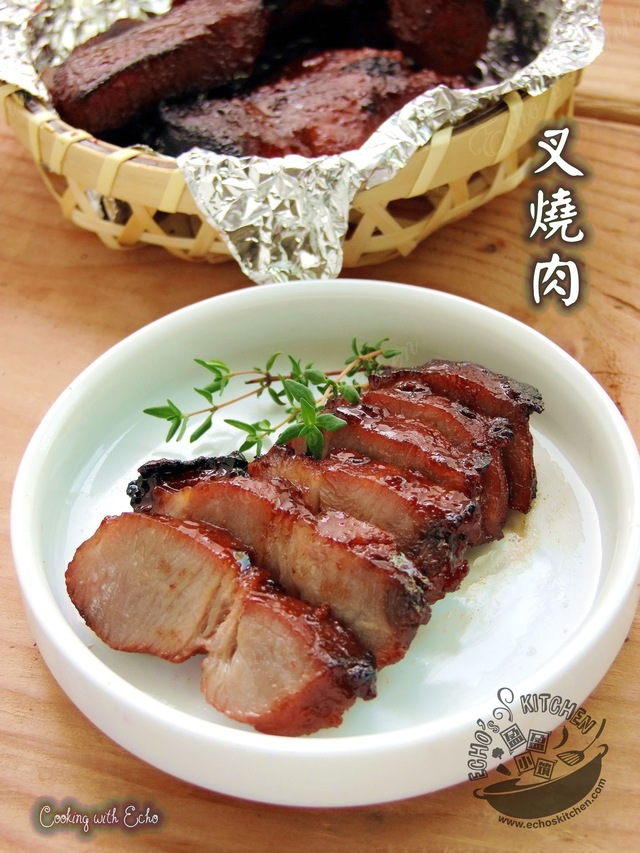 Homemade Char Siu 叉燒肉