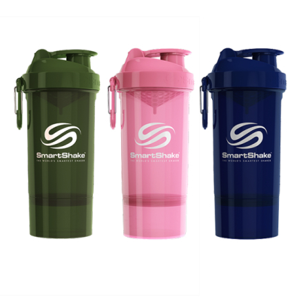 SmartShake Original2Go One 800ml Rosa