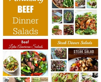 Part 3 – 20 Amazing Beef Dinner Salads