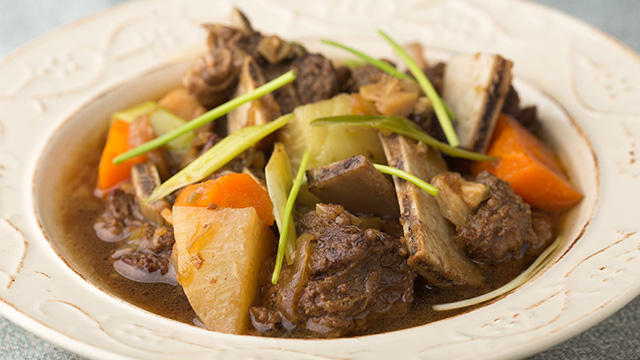 Asian-Style Beef Stew