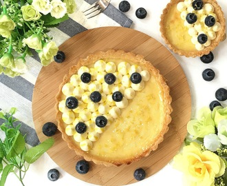Lemon Tart - Happy Birthday Shroomy!