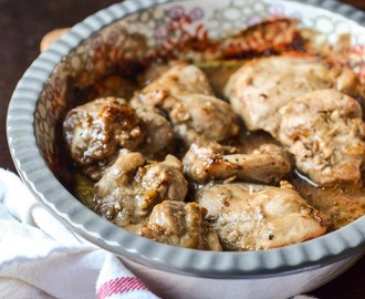 How To Cook Boneless Skinless Chicken Thighs in the Oven
