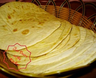 Tortillas - Mexican Flatbread