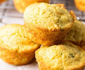 How to Make Gluten-Free Cornbread Muffins