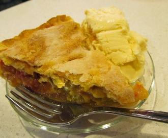 Savings for Sisters #135 - Grandma's Rhubarb Pie