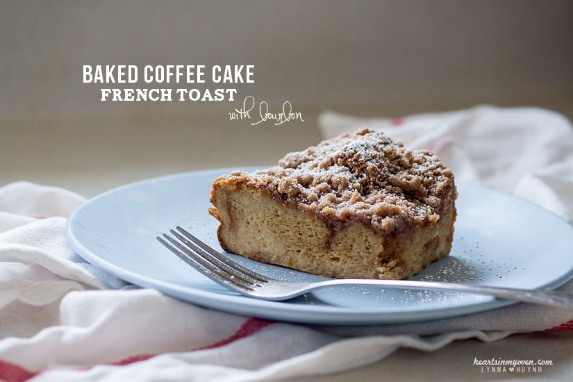 Baked Coffee Cake French Toast