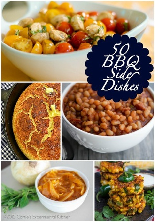 50 BBQ Side Dishes