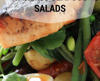 Part 4 – 25 Amazing Seafood Dinner Salads