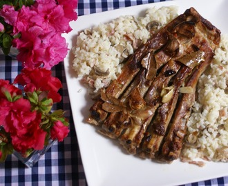 Roasted Spareribs