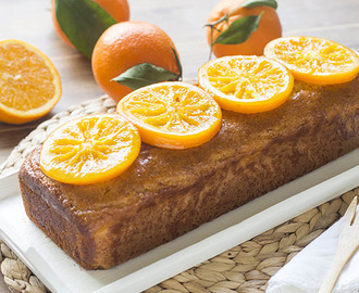 PAN D'ARANCIO – PLUMCAKE SOFFICE ALL'ARANCIA
