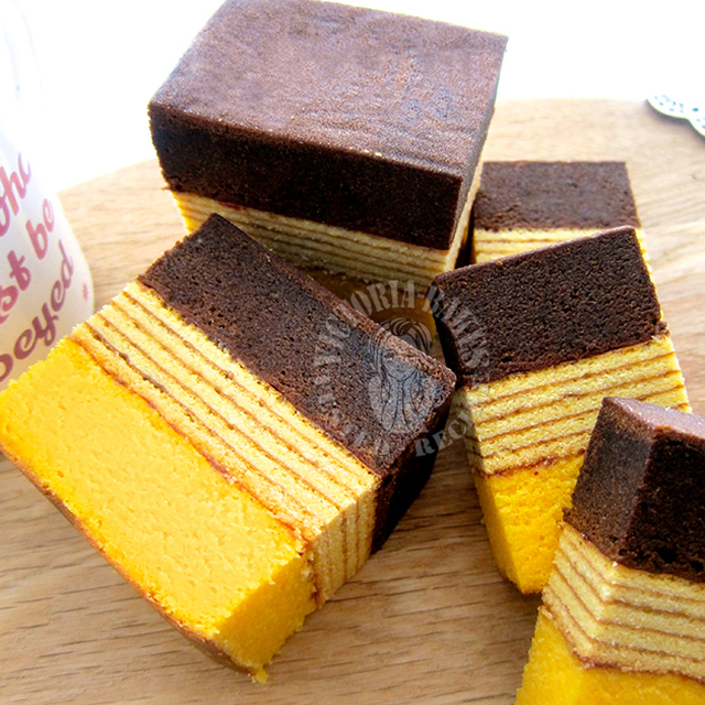 cream cheese lapis legit & surabaya layered cake ~ highly recommended 苏拉巴亚奶油奶酪千层蛋糕 ~ 强推