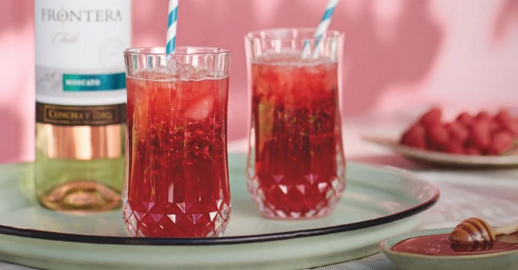 Summer Drink Recipes with Wine
