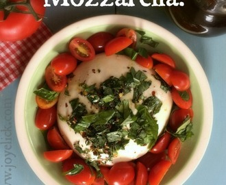How to make MOZZARELLA CHEESE. (It's easier than you might think)!