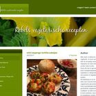 Rebels vegetarische  recepten - Home - Blog