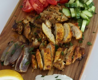 Chicken Shawarma -easy to make