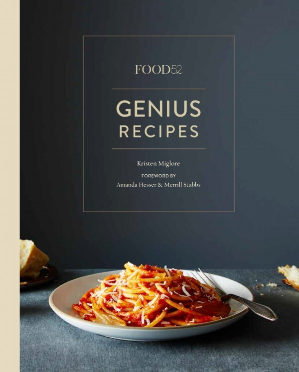 Cookbook Book Club: #GeniusRecipes