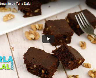 Chocolate Brownie Recipe Video