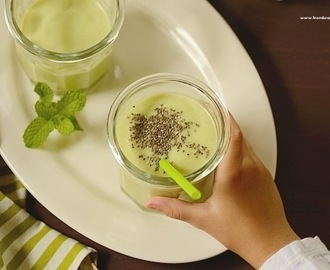 Instant Breakfast Avocado Smoothie