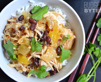 Sweet Chili Chicken Bowls