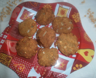 CHANA DAL VADA/BENAL GRAM VADA/SENAGA PAPPU VADALU/ EASY SOUTH INDIAN TEA TIME SNACKS