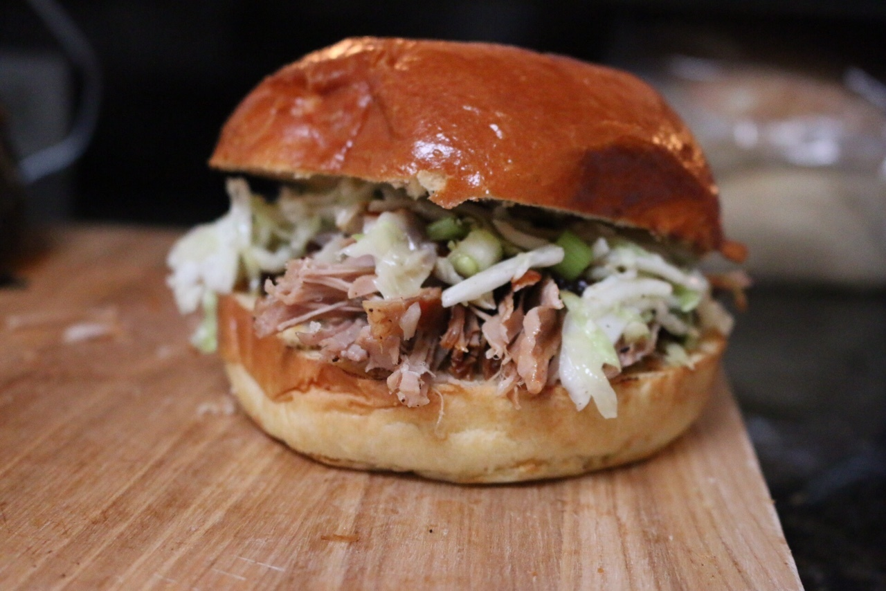 Electric City Butcher in Santa Ana and a Pulled Pork Recipe