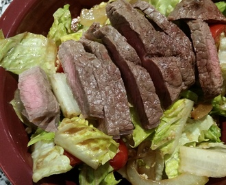 Steak House Salad for Summer