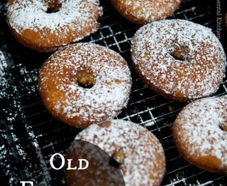 Old Fashioned Donuts