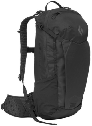 Black Diamond Nitro 22 Backpack Black 2018 Vandringsryggsäckar