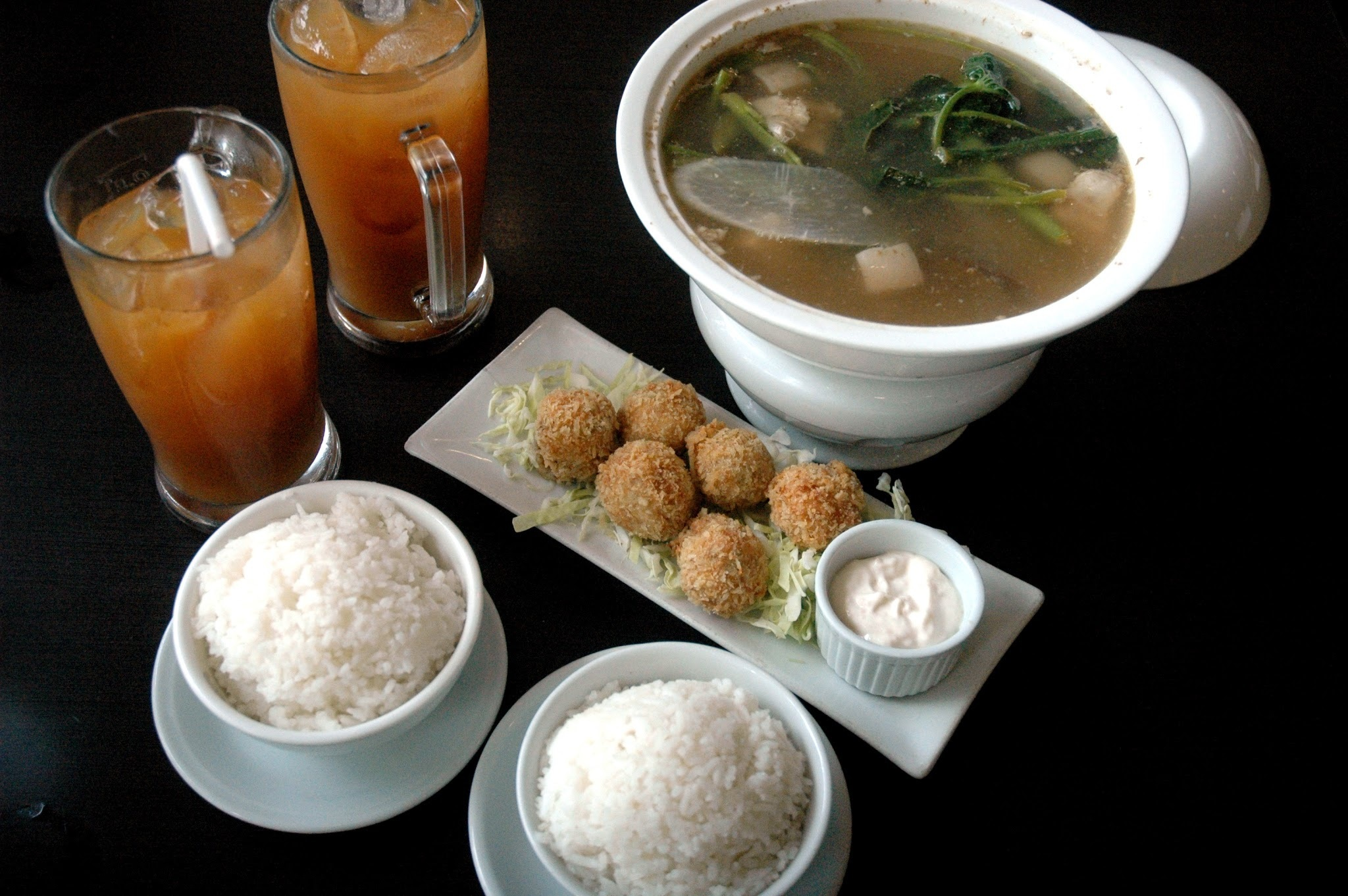Soup's On: Ombu Kusina's Sinabawan Specials