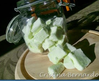 Marshmallows caseiros…