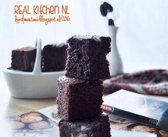 BROWNIES DOUBLE CHOCOLATE (Hitam Manis)