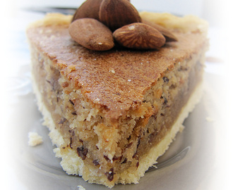 """Almond tart""    my favourite"
