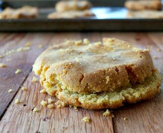 "Garlic ""Cheese"" Biscuits (AIP)"