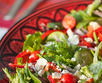 Greek Vegetarian: Celebrating Mediterranean Diet Month  #Healthy Eating #Weekly Menu Plan
